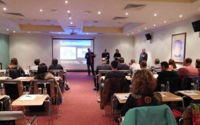 T-Scan® Novus in Bulgaria – launch event! (08/10/2016, hotel Arena di Serdica)