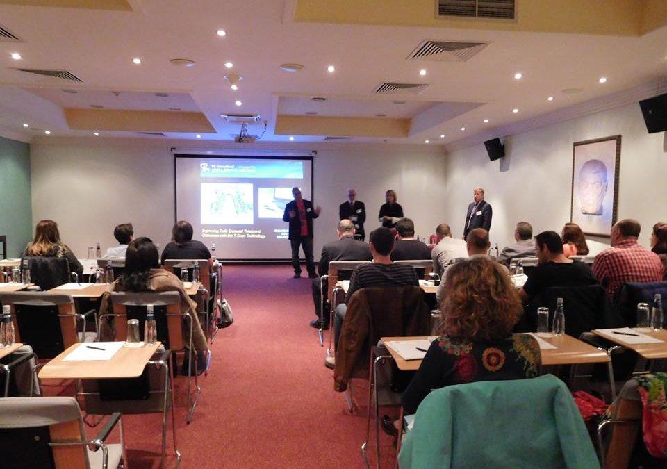 Премиера на T-scan® NOVUS в България! (08/10/2016, хотел Арена ди Сердика)